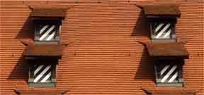 Faire un toit en tuile mecanique